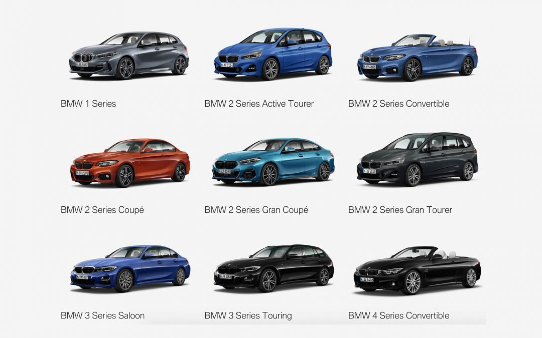 BMW New Car Locator